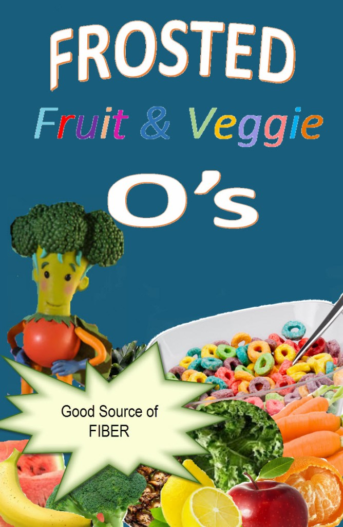 fruit and veggie cereal